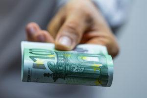 1000 Euro sofort Bargeld erhalten